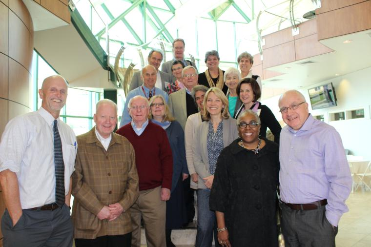 Participants in the conference, Conscience and Catholic Health Care